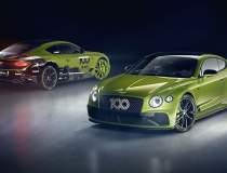 Bentley lanseaza o editie...