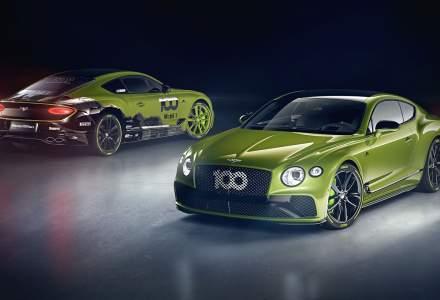 Bentley lanseaza o editie speciala Continental GT. Britanicii vor produce doar 15 exemplare