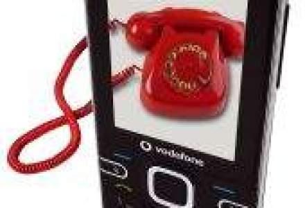 Vodafone lanseaza serviciul care reuneste telefonia mobila si cea fixa