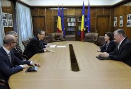 Copresedintele Oracle s-a intalnit cu Ponta: Orice extindere in Europa de Sud-Est va avea in centru Romania, unde avem 2.500 de angajati