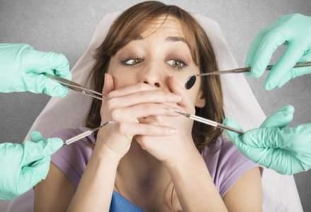 Romania, pe penultimul loc in UE dupa numarul de consultatii la medicul stomatolog