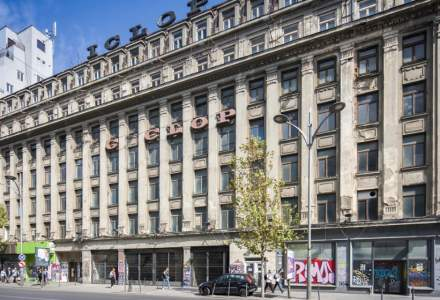 Garajul CICLOP: Povestea nestiuta a unui simbol important al arhitecturii moderniste din Bucurestiul interbelic
