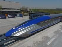 Acesta este trenul chinezilor...