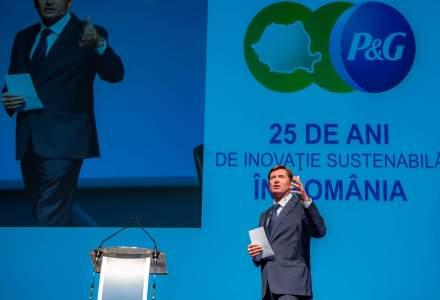 P&G deschide o noua fabrica, in Urlati. Va produce capsule de detergent si este cea mai mare investitie a companiei in Romania