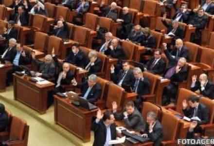 Sedinta comuna la Parlament pentru votarea membrilor Consiliului ASF