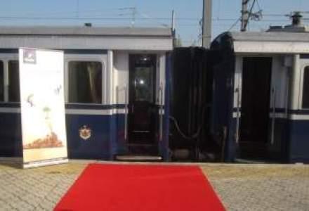 Cum arata Trenul Regal. I-a plimbat pe regele Mihai, Ceausescu si Hrusciov
