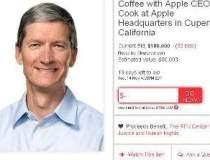 Licitatie Apple pentru cea...