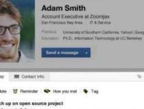 LinkedIn lanseaza Contacts,...