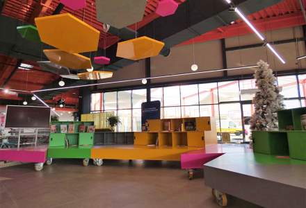 Cinema One Laserplex, restaurante noi si primul hub comunitar se deschid in Aushopping Satu Mare