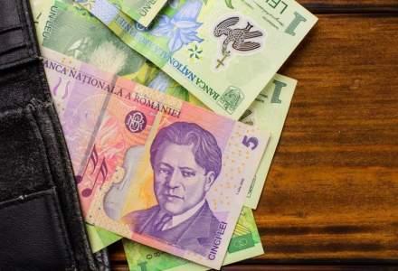 INS: Crestere cu 1% a castigului salarial mediu nominal brut, in octombrie