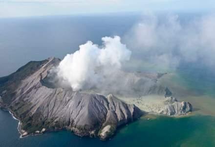 Un vulcan din Noua Zeelanda a erupt: cinci persoane au murit, iar zeci de oameni sunt raniti sau dati disparuti