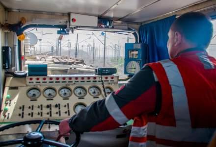 Meserie de viitor: se cauta sute de mecanici de tren. Salariile urca la 7.000 de lei, iar angajatorii NU se uita la experienta