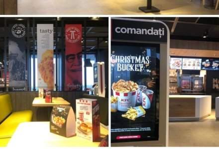 Se deschide inca un restaurant KFC in Romania