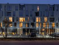 Cum arata primele apartamente...