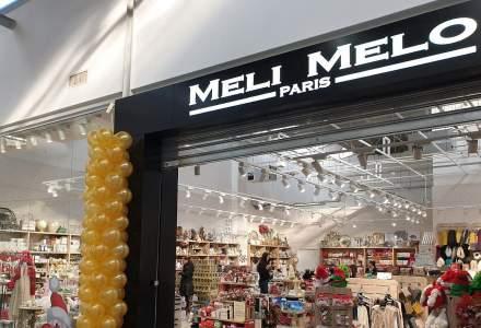 Meli Melo Paris a deschis trei magazine noi