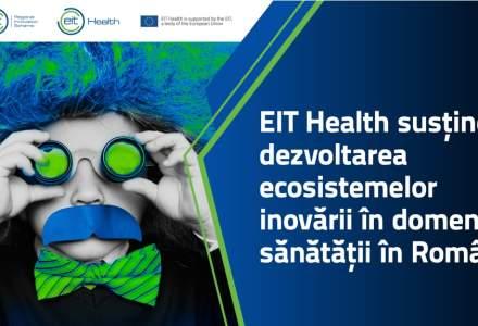EIT Health sustine dezvoltarea ecosistemelor de inovare in domeniul sanatatii in Romania