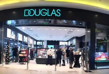 Douglas deschide prima parfumerie din orasul Suceava