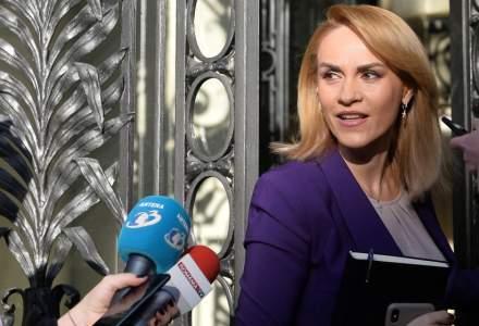 Gabriela Firea ii propune lui Ludovic Orban sa candideze la Primaria Capitalei: Sa fie cinci tururi, sa iasa cine trebuie