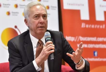 Ambasada SUA la Bucuresti anunta ca Hans Klemm si-a incheiat mandatul si a parasit Romania