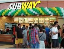 Subway deschide un restaurant...