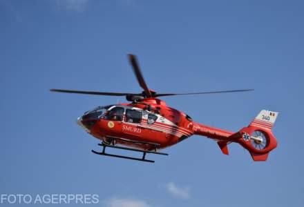 Dosarul prabusirii elicopterului SMURD in lacul Siutghiol, clasat de procurori dupa cinci ani