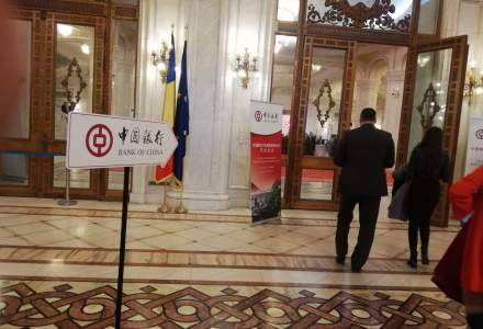 Bank of China si-a inaugurat prima sucursala din Romania printr-o ceremonie fastuoasa desfasurata la Parlament
