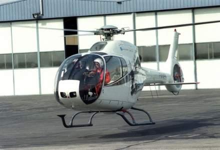 CNAIR a platit peste 100.000 de lei ca sa se plimbe ministrul cu elicopterul. Cuc: De ce e de interes? Au fost pentru romani, nu pentru Cuc!