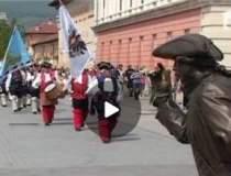 Spectacol la Cetatea Alba...