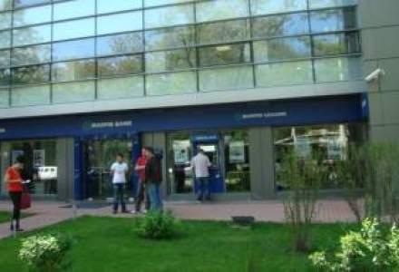 Fondul de investitii AnaCap negociaza preluarea Marfin Bank Romania