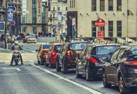 Trafic rutier restrictionat in Capitala pe 21 si 22 decembrie