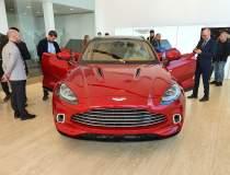 Aston Martin DBX, primul SUV...