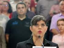 Laura Codruta Kovesi a depus...