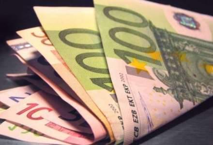 Cursul leu-euro ar putea ajunge 4,866 in urmatoarele 12 luni