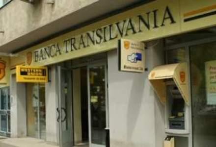 Banca Transilvania a atras 10,5 mil.euro din vanzarea de obligatiuni