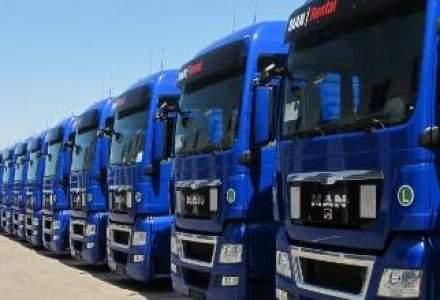 Ekol Logistics si-a marit flota cu 100 de camioane MAN