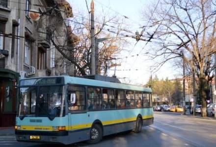 STB: De Craciun, programul mijloacelor de transport in comun va fi adaptat unei zile de duminica