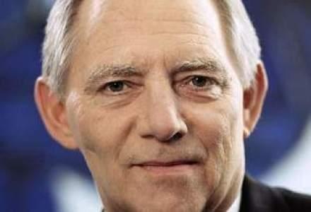 Schauble: Infiintarea unei autoritati unice de restructurare bancara ar incalca tratatele UE