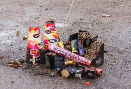 Peste 64 de tone de articole pirotehnice au fost confiscate de politisti in cadrul actiunii nationale ''Foc de artificii''