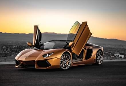 Ce masini scumpe si-au luat romanii in 2019: Lamborghini, pe locul 1
