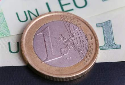Leul s-a depreciat fata de euro in ultima zi din 2019