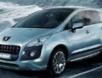 Peugeot prezinta un crossover...