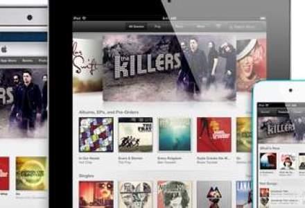 Platforma iTunes genereaza venituri de peste 16 MLD. $ pentru Apple