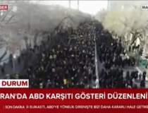 Proteste masive in Iran dupa...