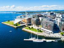 Oslo: Un singur mort in urma...