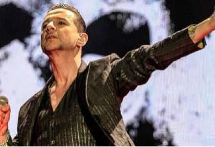 Depeche Mode a strans 50.000 de oameni pe Arena Nationala, intr-un concert de doua ore