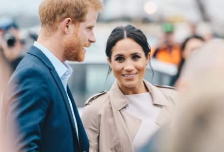Ducii de Sussex, Meghan si printul Harry, se retrag din rolurile de la Casa Regala Britanica si vor sa fie independenti financiar