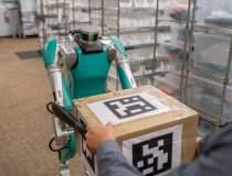 Robotii curier vor inlocui...