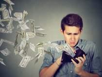 Romanii cheltuiesc peste 85%...