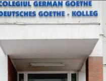 Directoarea liceului Goethe...