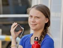 Greta Thunberg il ataca pe...